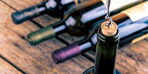 Am Freitag, 12.04.2019 ist Weinprobe