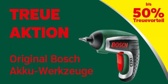 Edeka Bosch Sammelaktion