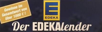 Gewinnen mit dem EDEKAlender