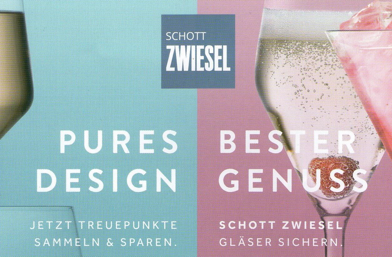 Schott Zwiesel Treueaktion
