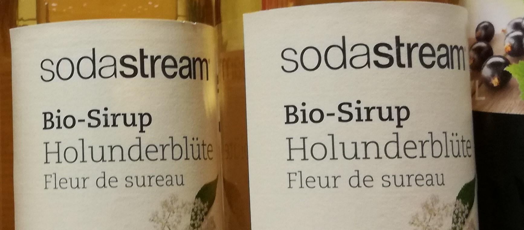 SodaStream Bio – Bio-Getränke einfach selbst machen!