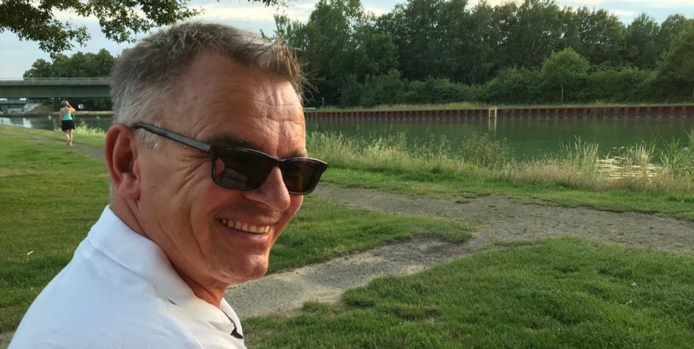Thomas Effing feiert seinen 60. Geburtstag